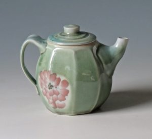 woodfired teapot